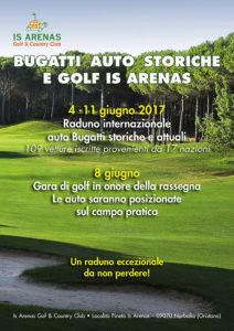 2017 Raduno Bugatti storiche 4-11 giugno.