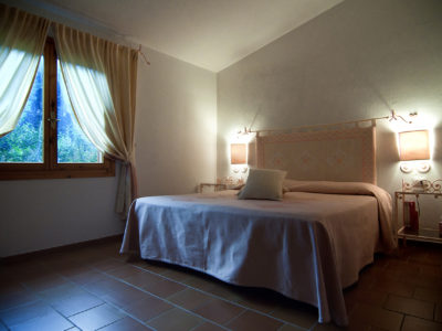 La Palma: camera da letto.