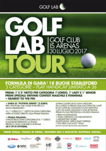 Golf Lab Tour 2017