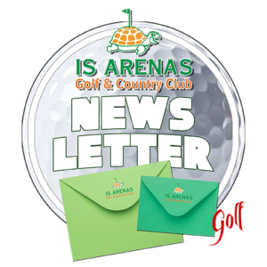 Newsletter Golf