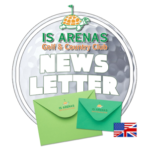 Newsletter Golf - English